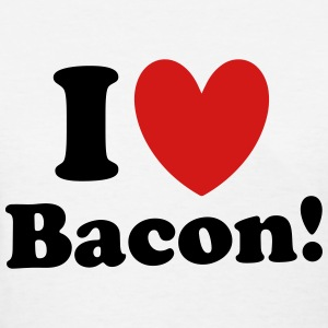 Bacon Women's T-Shirts - Women's T-Shirt