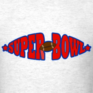 super bowl - Men's T-Shirt