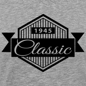 Birthday 1945 Classic Vintage Edition - Men's Premium T-Shirt