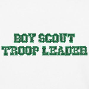 Boy Scout Troop Leader T-Shirts - Baseball T-Shirt