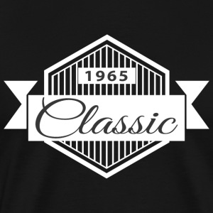 Birthday 1965 Classic Vintage Edition - Men's Premium T-Shirt