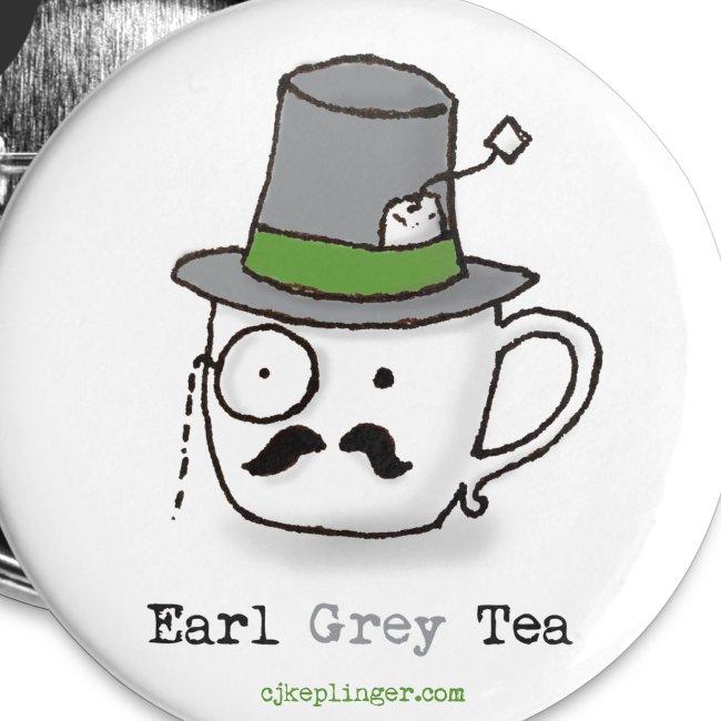 Earl Grey Tea pins