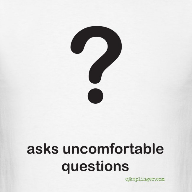Punctuation Personality: Question Tee