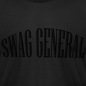 Swag General T-Shirts - Men's T-Shirt by American Apparel
