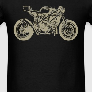cafe racer - Men's T-Shirt