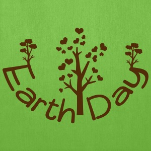 Earth day nature Tote Bag - Tote Bag