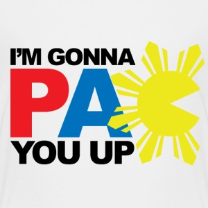 PAC You Up Kids Tee Shirt by AiReal Apparel  - Kids' Premium T-Shirt
