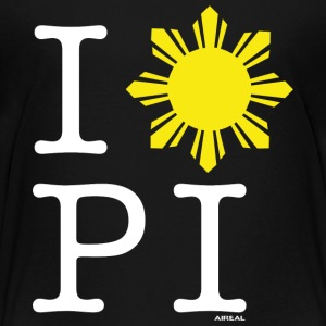 I Love The Philippines Kids Tee Shirt by AiReal Ap - Kids' Premium T-Shirt