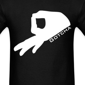 The Finger Hole Game (2) - Men's T-Shirt