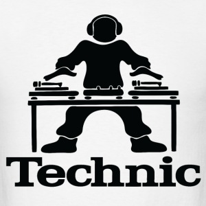 skilled dj T-Shirts - Men's T-Shirt