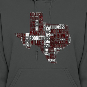 All Time Texas Aggieland Football Greats Women's H - Women's Hoodie