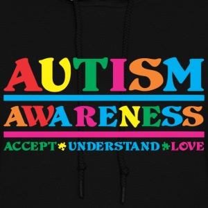 AUTISM AWARENESS Hoodies - Women's Hoodie