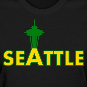 Seattle Women's T-Shirts - Women's T-Shirt