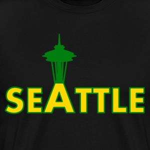 Seattle T-Shirts - Men's Premium T-Shirt
