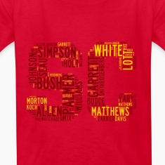 All Time SoCal Football Greats SC Design Kid's Bas
