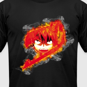 Fairy Fire - Men's T-Shirt by American Apparel