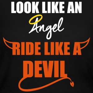 Ride like a Devil Long Sleeve Shirts - Women's Long Sleeve Jersey T-Shirt