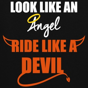Ride like a Devil Hoodies - Women's Hoodie