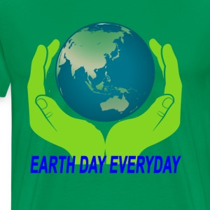 earth_day_everyday - Men's Premium T-Shirt