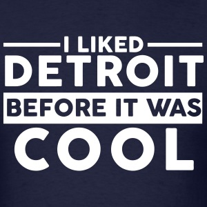 Detroit Is Cool T-Shirts - Men's T-Shirt