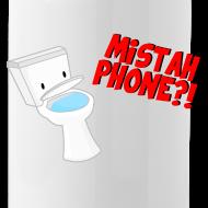 Design ~ Mistah Phone?! Water Bottle