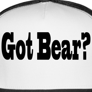 Got Bear Trucker cap - Trucker Cap