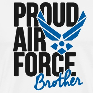 Air Force Brother | Army T-Shirts - Men's Premium T-Shirt