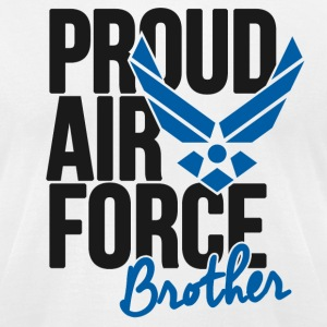 Air Force Brother | Army T-Shirts - Men's T-Shirt by American Apparel