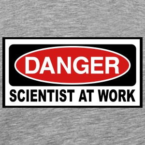 scientist T-Shirts - Men's Premium T-Shirt