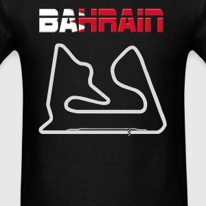 BAHRAIN CIRCUIT - Men's T-Shirt