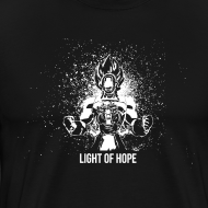 Design ~ Vegeta & Trunks Rage T-Shirt
