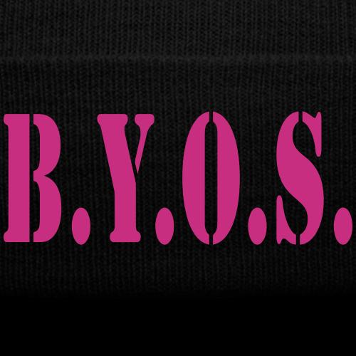 B.Y.O.S. Snapback Original