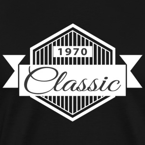 Birthday 1970 Classic Vintage Edition - Men's Premium T-Shirt