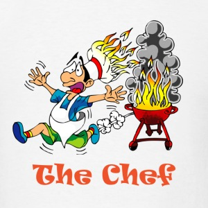 The Chef - Men's T-Shirt