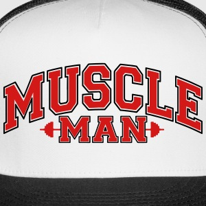 Muscle Man Caps - Trucker Cap