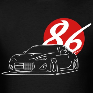 GT86 Design T-Shirts - Men's T-Shirt