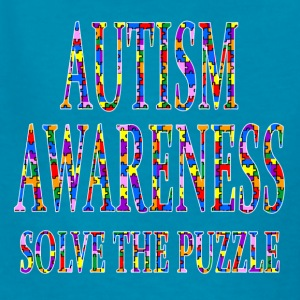 Autism Awareness Solve the Puzzle Tees - Kids' T-Shirt