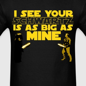 The Schwartz (2) - Men's T-Shirt