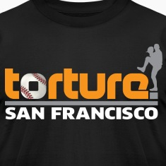 Torture San Francisco T-Shirts
