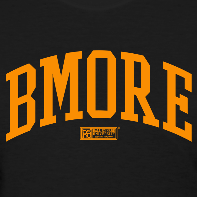 BMORE Orange F