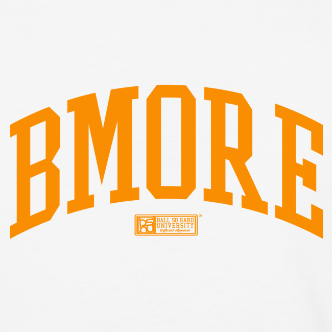 BMORE Orange BALL