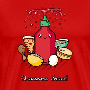 Awesome Sauce T-Shirts - Men's Premium T-Shirt