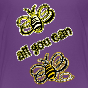 Bee-All-You-Can-Bee (kids) - Kids' Premium T-Shirt