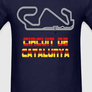 circuit de catalunya - Men's T-Shirt