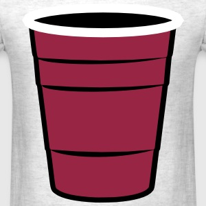 Red Cup Vector - Men's T-Shirt