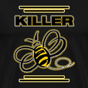Killer-Bee (boys/men) - Men's Premium T-Shirt