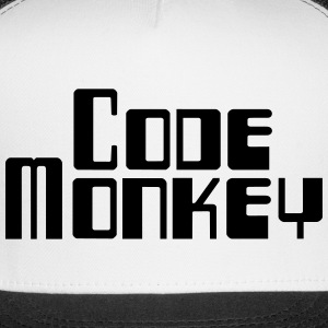 Code Monkey - Trucker Cap
