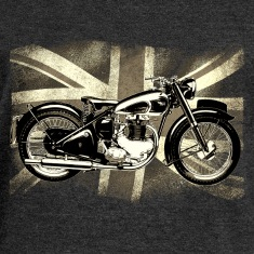 BSA Retro  British Classic Icon patjila2 Long Sleeve Shirts