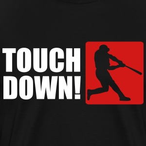 Touch Down T-Shirts - Men's Premium T-Shirt