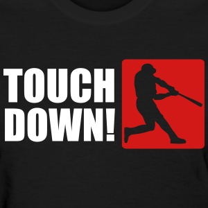 Touch Down Women's T-Shirts - Women's T-Shirt